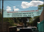 Julia Burke Foundation Honduras